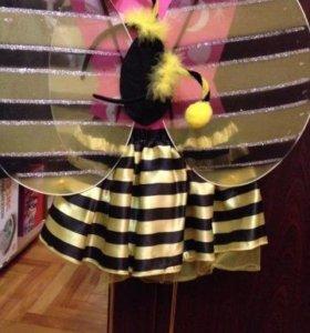 Костюм пчёлки 4-9 лет
