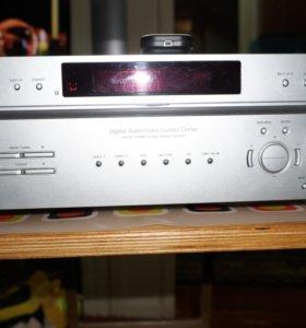 Ресивер Sony, модель STR-DE497