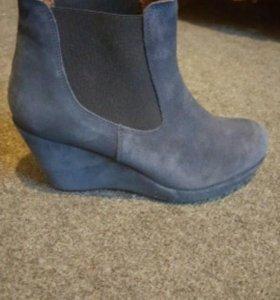 Ботильоны ботинки женские р-р39