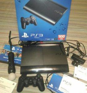 Playstation 3 super slim (ps3 500gb)