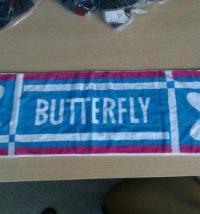 Полотенце Butterfly для настольного тенниса