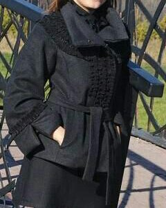 Пальто демисезоннее 44 размер