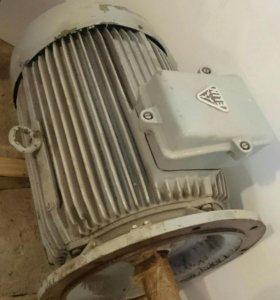Двигатель МКG-825 M04 T6B-9 55 кВт 1470 об/мин