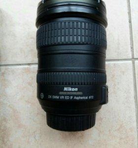 Обьектив Nikon 18-200