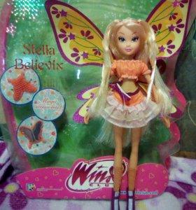 Кукла Winx. Стелла. Беливикс