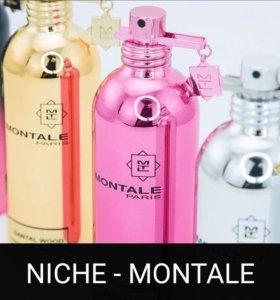 Montale Paris: парфюм Монталь 100мл