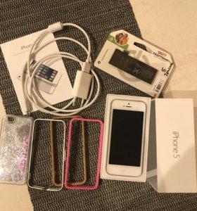 Айфон 5 16g