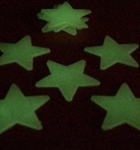 Игрушки Звезды светящиеся Маленький принц