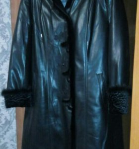 Пальто на прохладную осень