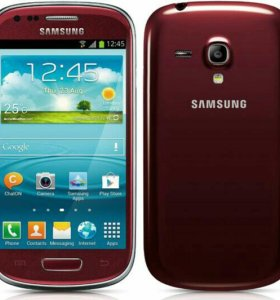 Смартфон Samsung GT-I8190 Galaxy S III mini