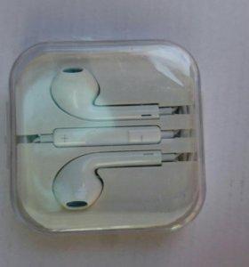 Наушники, гарнитура для iphone