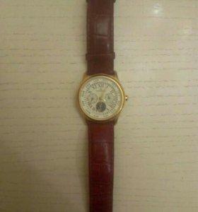 Часы Continentalшвейцарские позолота
