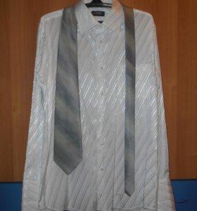 Рубашка + галстук