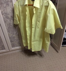Рубашки мужские 2XL