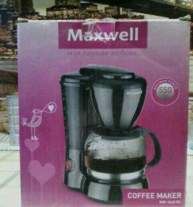 Кофеварка Maxwell