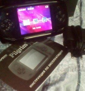 Портативная игровая система DVTech Pilgrim (Сега)