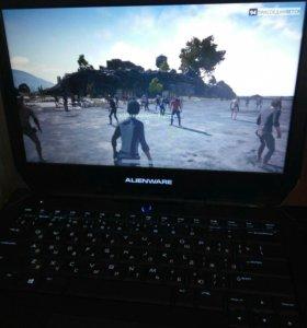 Ноутбук Alienware P56G