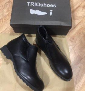 Зимние мужские ботинки (40-45)