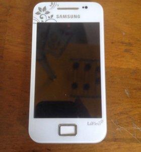 Samsung Galaxy S5830 дисплей +тачскрин