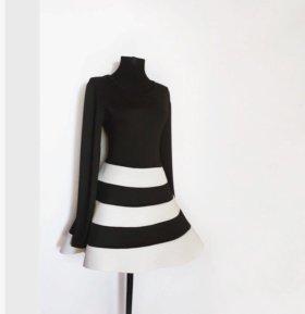 Новое платье из неопрена