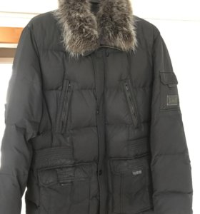 Куртка зимняя мужская, размер 56