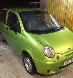 Продаю Daewoo Matiz 2008