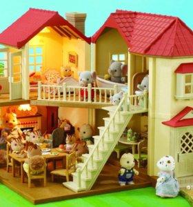 Sylvanian Families (загородный дом)
