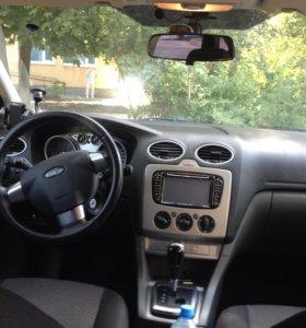 Форд фокус 2
