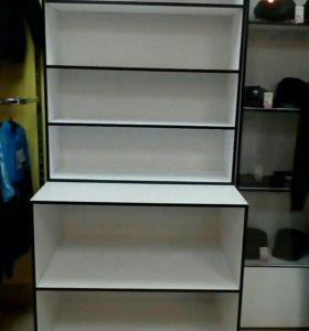 Продам торговое оборудование, шкаф открытый - 5 шт