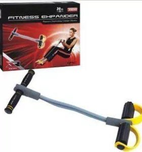 Эспандер ножной для фитнеса JOEREX JD6052