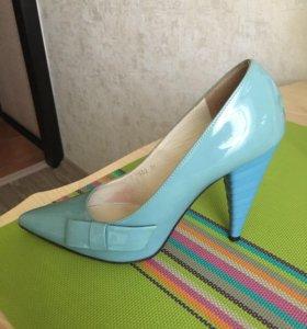 Туфли лак ALBA