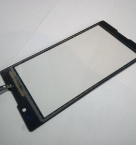 Стекло (тач-скрин) для телефона Sony Xperia C2305