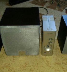 Колонки Microlab 2.1 A6331