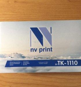 Картридж для Kyocera fs-1040/1020 TK-1110
