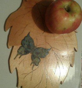 Изделия из дерева ручная работа