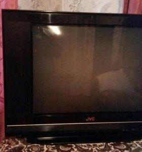 Большой телевизор JVC