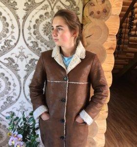 Пальто , осенняя куртка