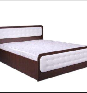 Кровать с матрасом 160 X 200