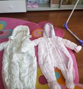 Комбинезоны детские Рейма и Mathercare