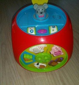 """Развивающая игрушка """"Мультикуб"""" Kiddieland"""