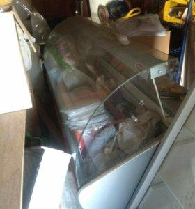 Холодильная витрина Тюльпан 1500.
