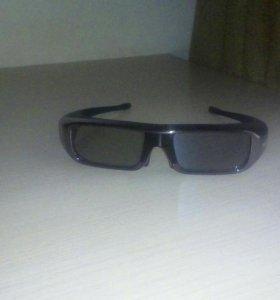 3D очки для телевизора Sony Bravia