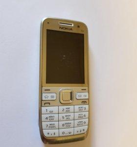 Смартфон Nokia E52 мобильный телефон