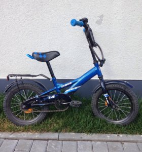 Продается детский велосипед LIDER