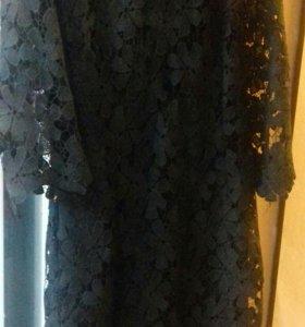 Гипюровое платье,новое, торг