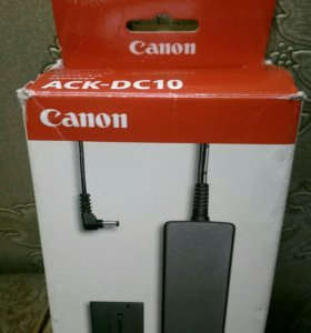 Адаптер Canon ACK-DC10