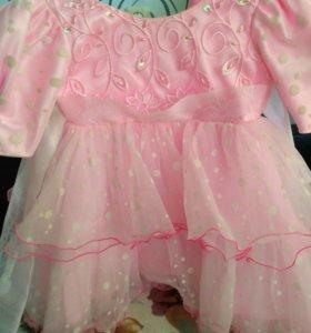 Платье детское для праздника