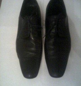 Ботинки 44р.