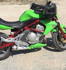 Продам/Обменяю Kawasaki ER6-N