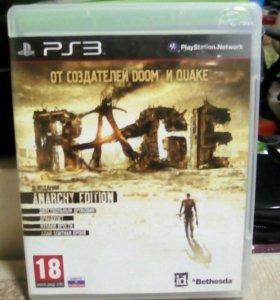 Rage на Playstation 3 Ps3